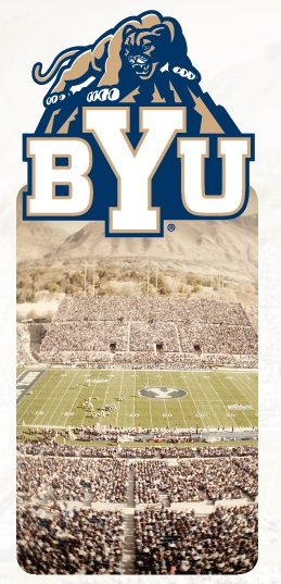 BYU Football Uses Relyco REVLAR for Durable Waterproof Playbooks