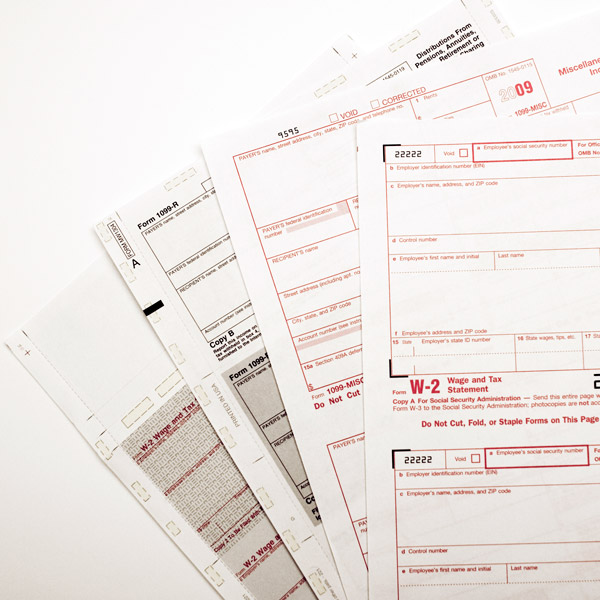 Custom Tax Forms Create Your Own Business Tax Forms