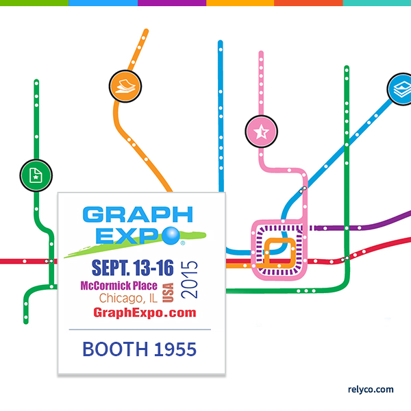 GRAPH EXPO 15: Discover the Industry's Most Versatile Paper-Media at Booth #1955