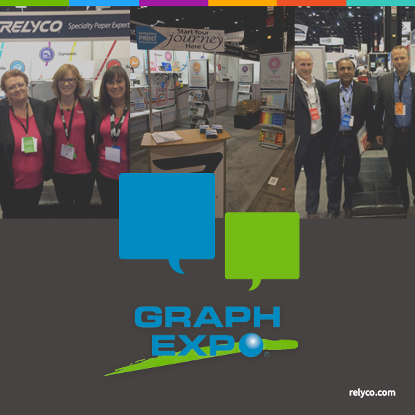 Reflections from GRAPH EXPO 15: The Relyco Team Weighs In