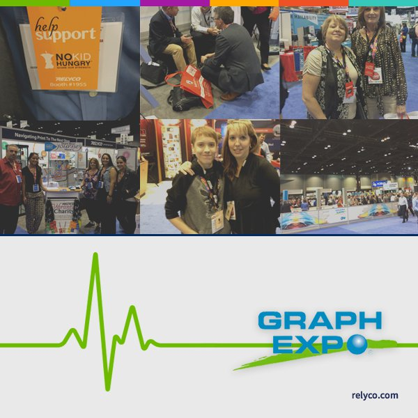 GRAPH EXPO 15: Proof that Print Has a Strong Pulse
