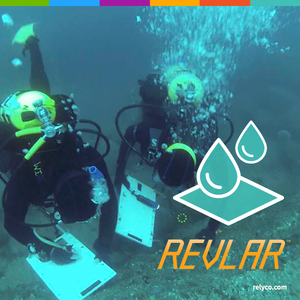 Marine Researcher Rachel Zuercher On Creative Uses For REVLAR Waterproof Paper