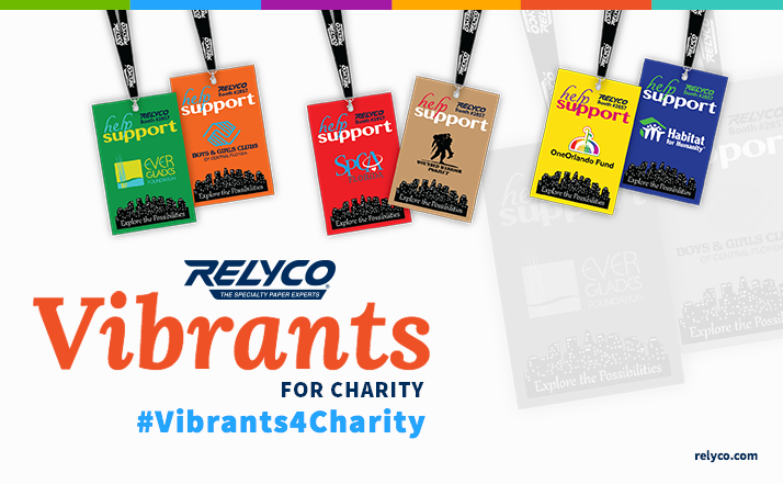 Vibrants for Charity