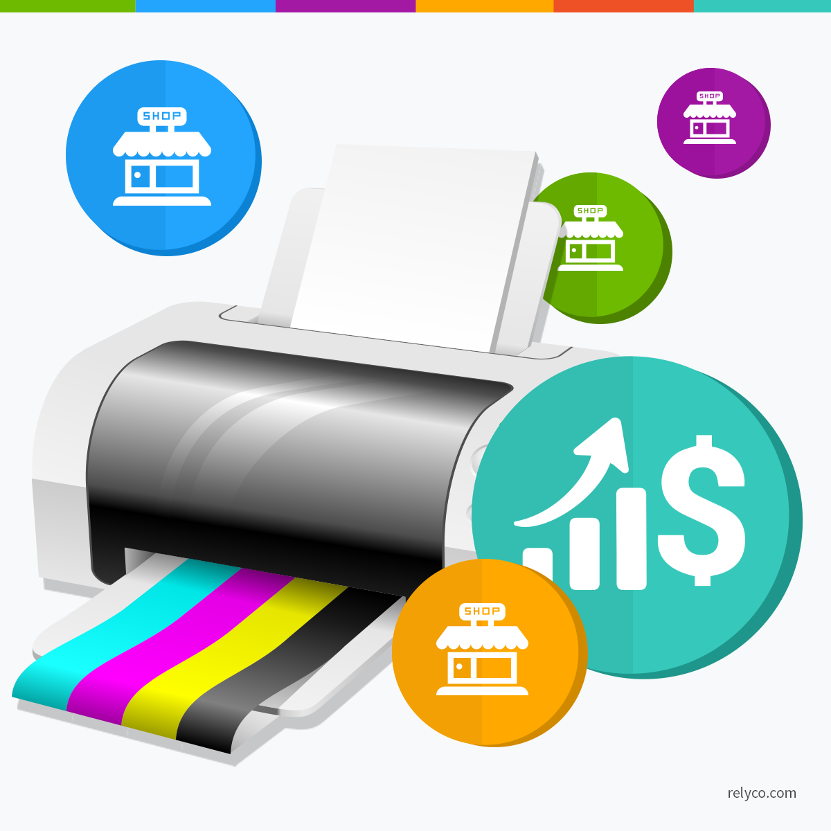 How Inkjet Printing Has Fueled Growth In The Print Industry