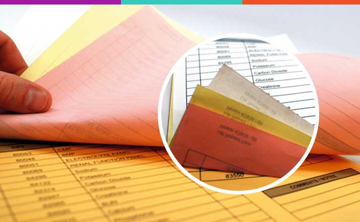 custom carbon copy paper All our ncr carbonless forms and carbonless paper printing projects can be fully   ncr forms are an efficient way to provide multicolored copies of a single.