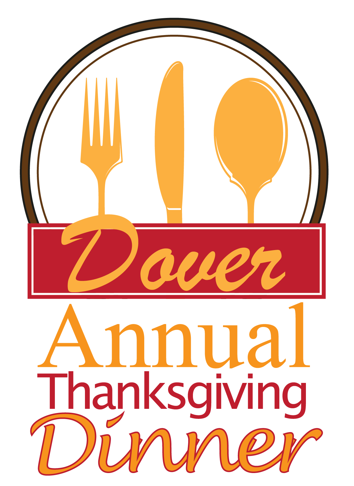 Thanksgiving dinner logo