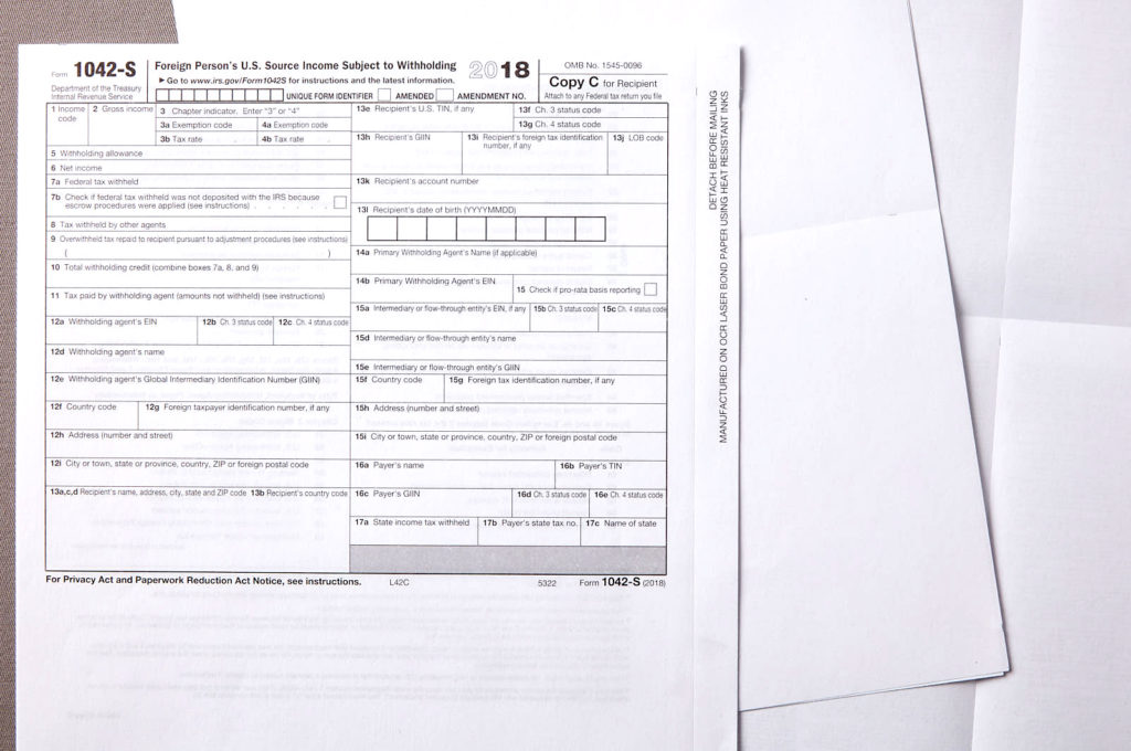 ULTRASEAL Tax Forms
