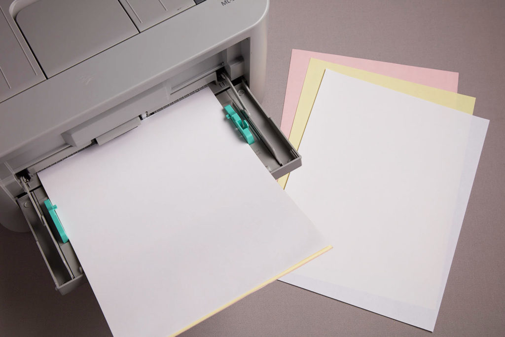 Custom Carbonless Paper