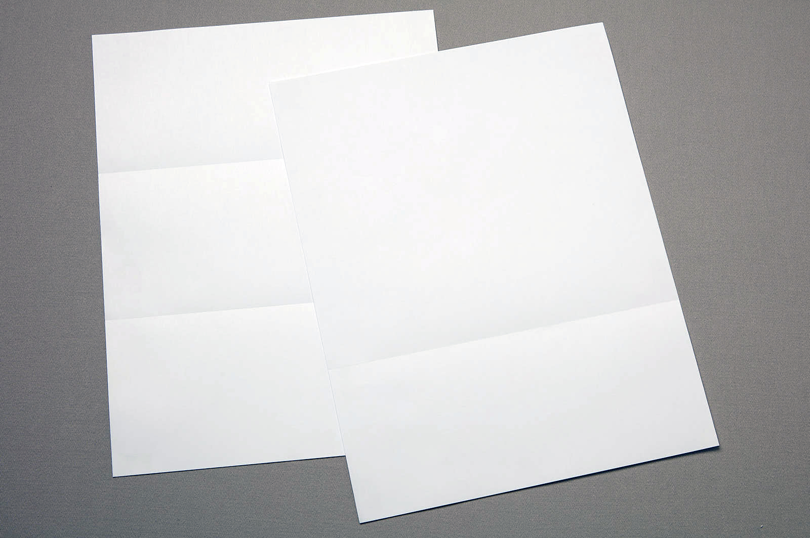 Blank Perforated Paper