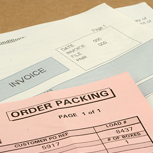 Manufacturing Forms