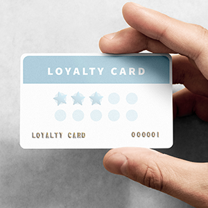 Retail Loyalty Card