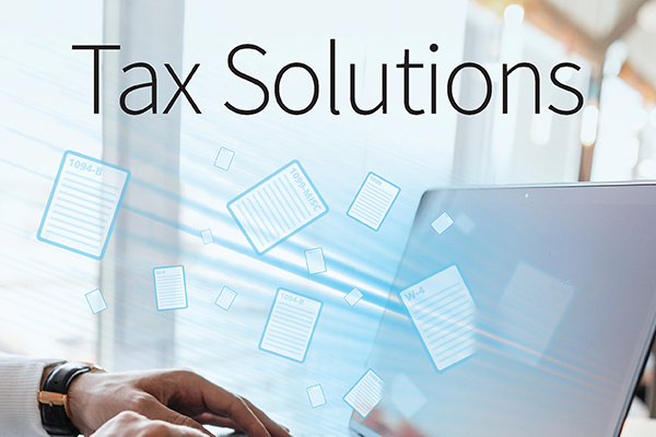 Digital Tax Solutions Catalog