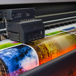 Expanding Specialty Media Offerings with Wide Format